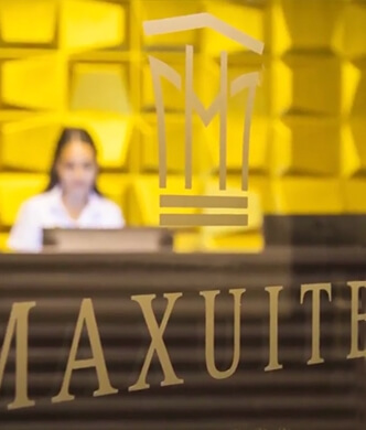 MAXUITE Otel-Kurum Kültürü Oluşturma ve Kurumsal Kimlik Tasarımı